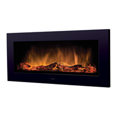 Dimplex Sp16 Wall Mounted Fre Optiflame Log Effect