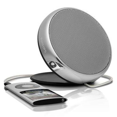 Philips SBA1700 MP3 Portable speaker 3.5 mm headphone Enlarged Preview