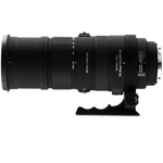 View Item Sigma DG APO OS HSM RF 150 mm - 500 mm F/5.0-6.3 Lens For Nikon Digital