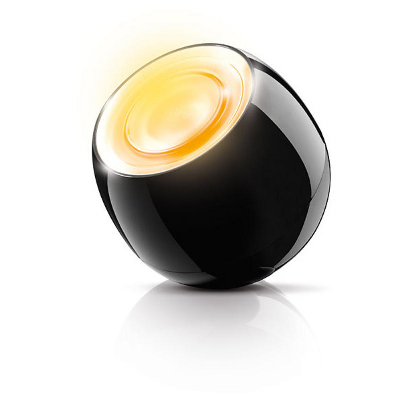 Philips LivingColors LED Mood Light, Mini, Black Buy Online