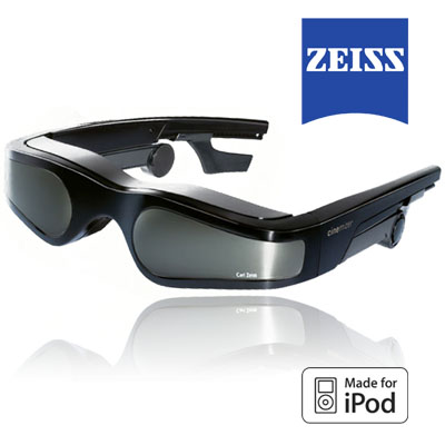 Carl Zeiss Eyeglass Frames : Zeiss Cinemizer Plus Personal Video Glasses & Audio 3D eBay