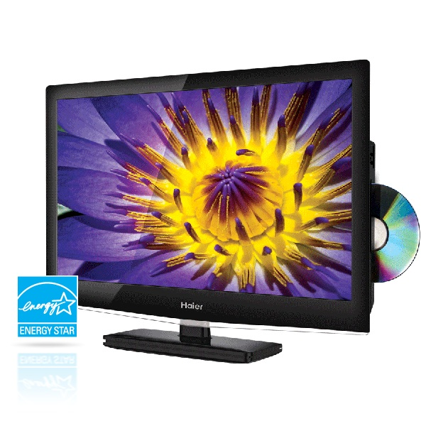 haier ley22t1000f 22 inch led tv with dvd combo freeview 2. Black Bedroom Furniture Sets. Home Design Ideas