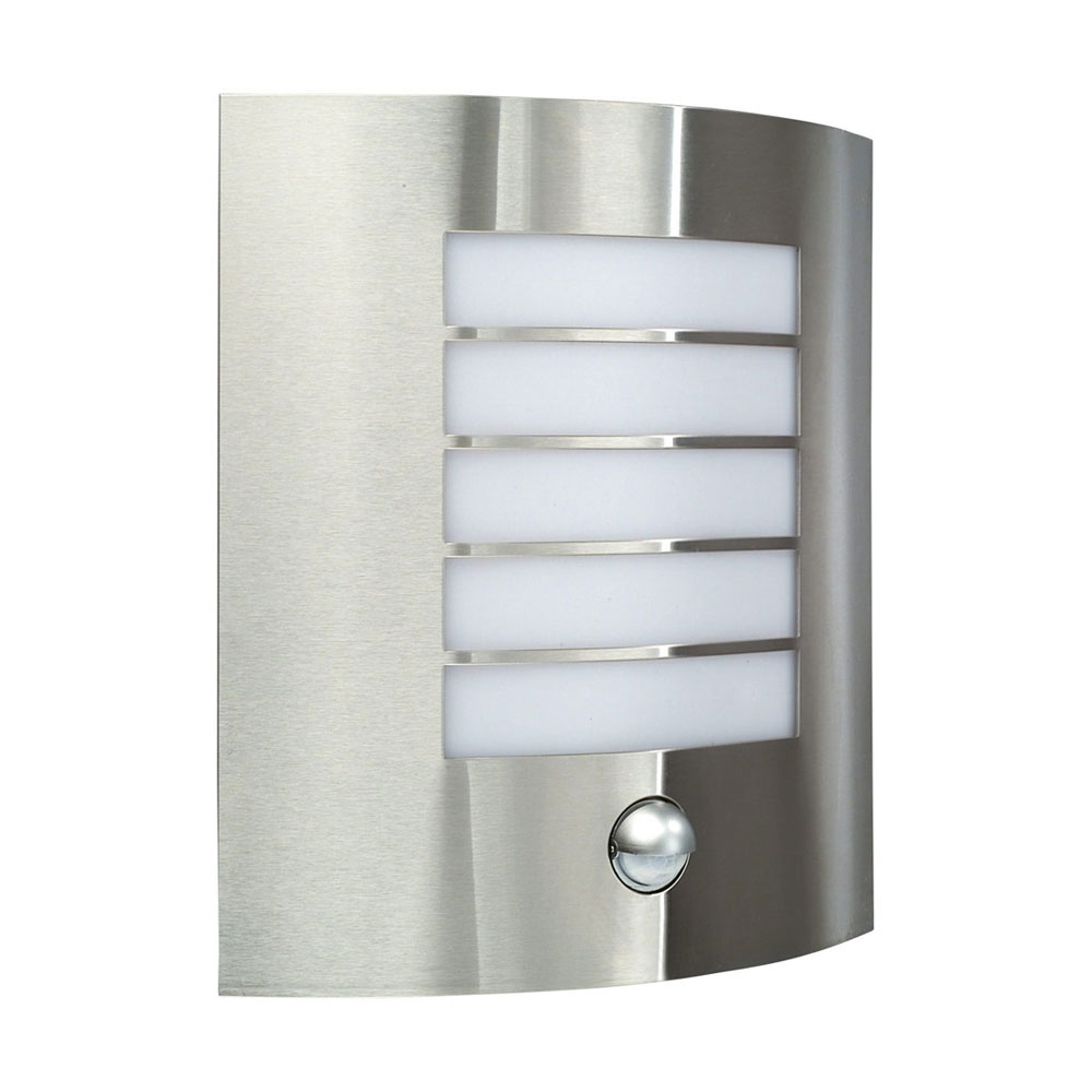 Wall Light Pir Sensor : 170144710 Outdoor PIR Sensor Modern Sconce Wall Lantern Light Lamp Fitting IP44