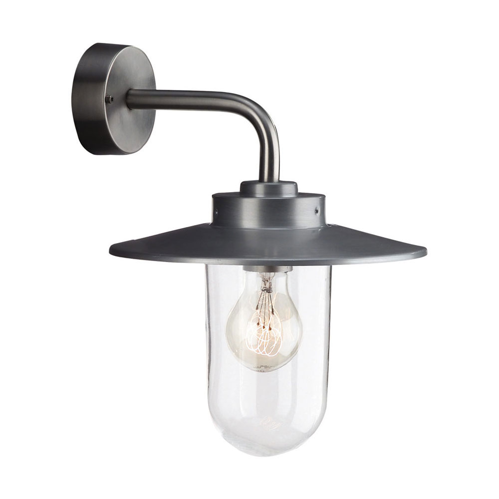 17000/47/10 Modern Outdoor Wall Light Fitting Lantern Lamp IP44 Sconce Massive Enlarged Preview