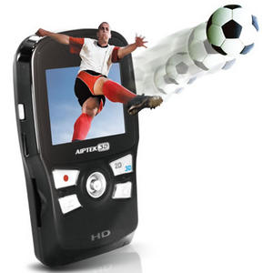 Aiptek 3D HD Camcorder i2 720P HD 3D Digital Camera Preview