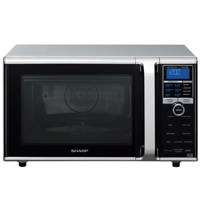 Sharp R890slm 900w 26l Combo Microwave Double Oven New Ebay