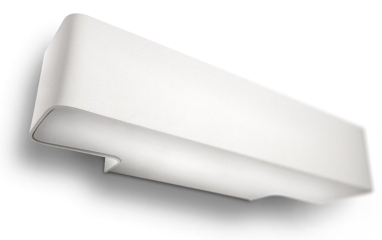 Philips Ecomoods Wall Lights : Philips EcoMoods 30185/31/16 Up and Down Wall Light (White) eBay