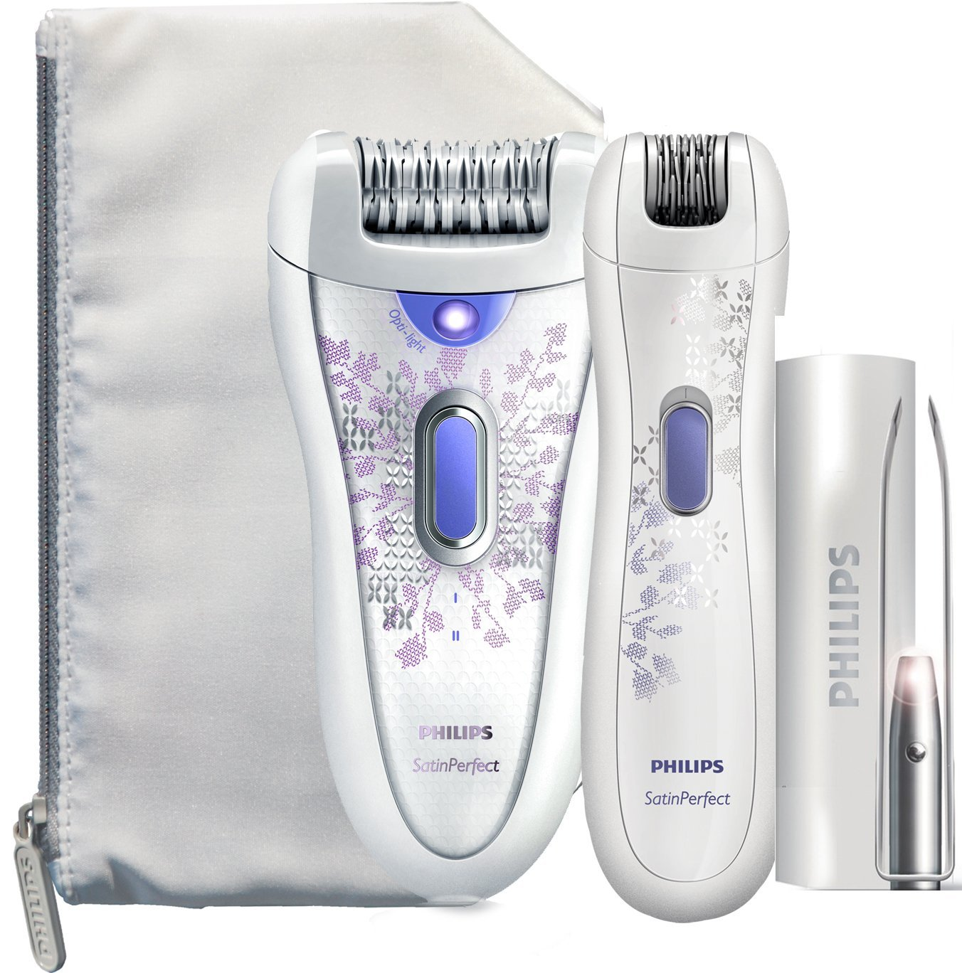 Philips Hp6578 00 Satin Perfect Ceramic Cordless Epilator