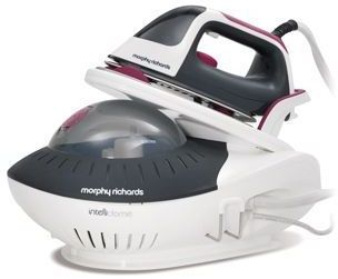 Morphy Richards Intellidome Steam Generator with electronic LCD control Enlarged Preview