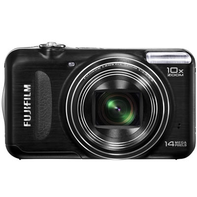 Fujifilm Fuji FinePix T200 Digital Camera - Black New Enlarged Preview