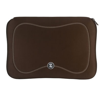 Crumpler The Gimp 14 inch Laptop Bag Fits PC/Apple laptops/Notebook Brown Enlarged Preview