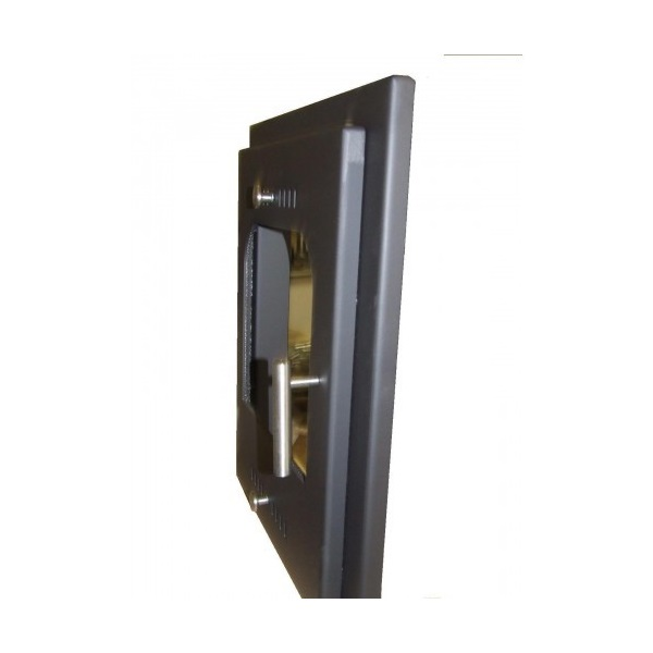 Mesmerizing De Vielle Eco Fire Front Door Contemporary - Exterior ...