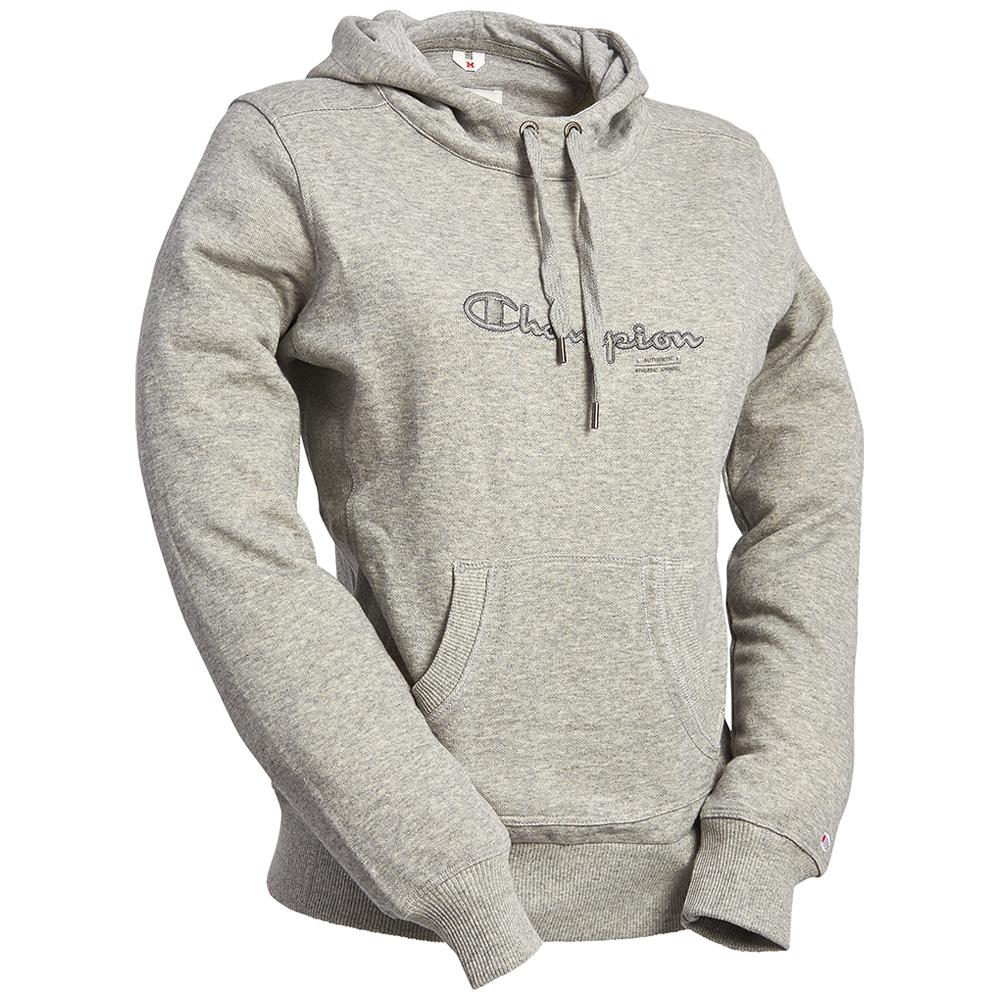 Long fleece hoodie