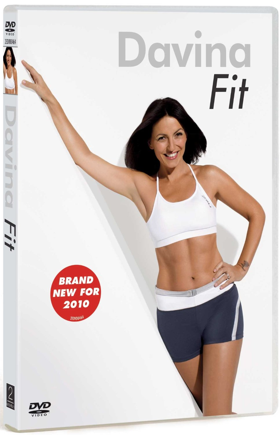 Davina Fit Exercise Workout Fitness DVD Brand New Region 2 Free UK P&P