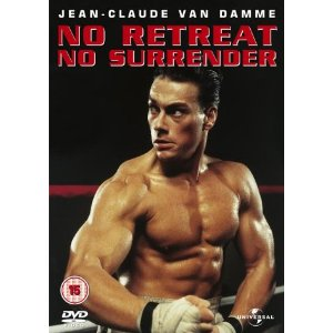 No Retreat, No Surrender - Van Damme DVD New