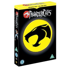 Thundercats   on Thundercats Series Season 2 Volume 1 Dvd Brand New   Sealed 6 Disc Box