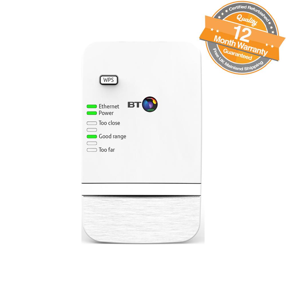 bt wi fi extender 300 broadband range booster secure. Black Bedroom Furniture Sets. Home Design Ideas