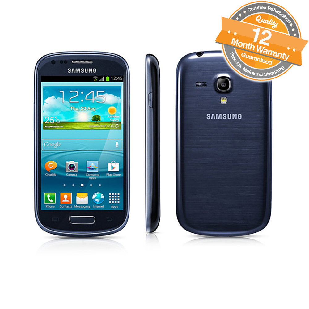 samsung gt i8200n galaxy s3 mini smartphone 8gb sim free. Black Bedroom Furniture Sets. Home Design Ideas