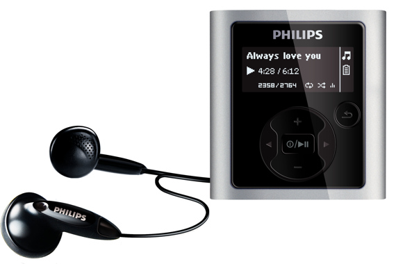philips gogear mp3 player 8gb sa1982 27 hour playback ebay. Black Bedroom Furniture Sets. Home Design Ideas