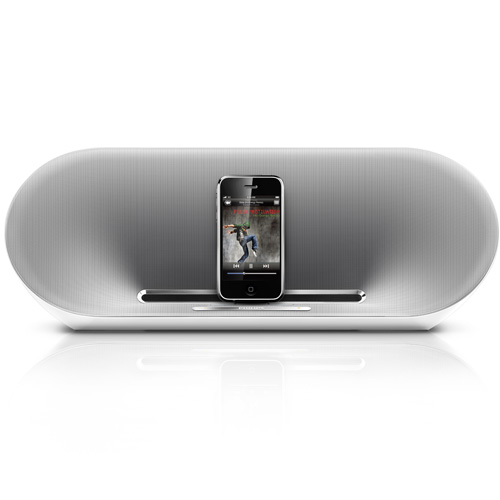 PHILIPS DS8500/05 IPOD/IPHONE FIDELIO DOCKING SPEAKERS Enlarged Preview