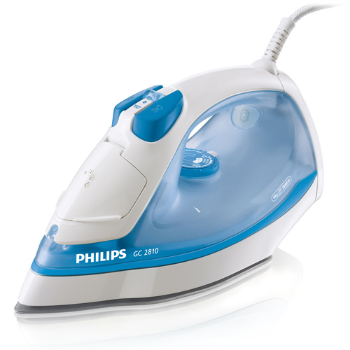 PHILIPS GC2810/02 STEAM IRON WITH STEAMGLIDE 2000W NEW Enlarged Preview
