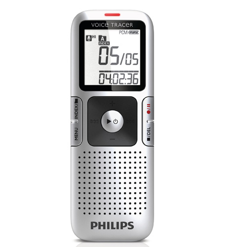 PHILIPS LFH0652 VOICE TRACER DIGITAL RECORDER STEREO  Enlarged Preview