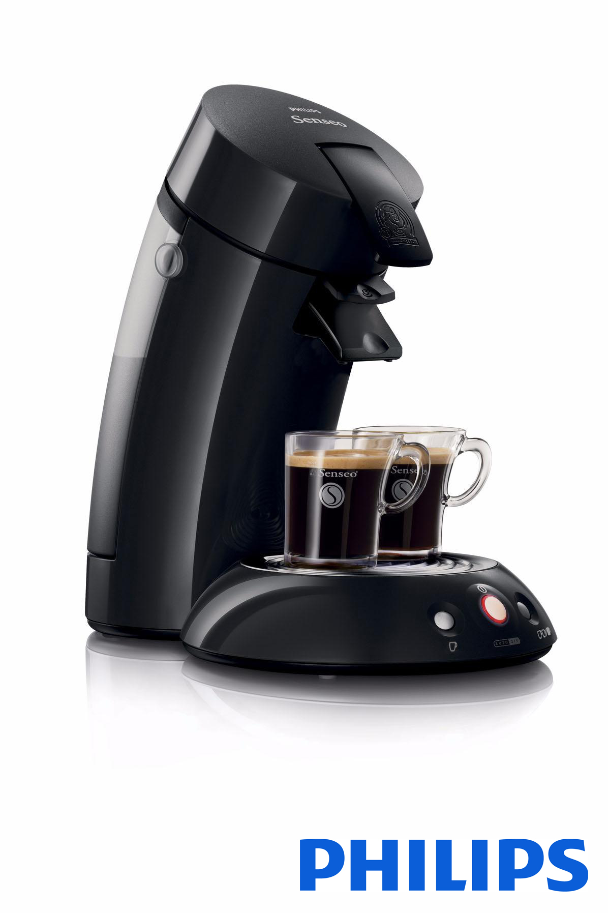 PHILIPS SENSEO COFFEE POD SYSTEM HD7814/60 BLACK