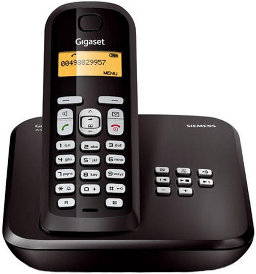 Gigaset As300a Cordless Answer Phone Preview