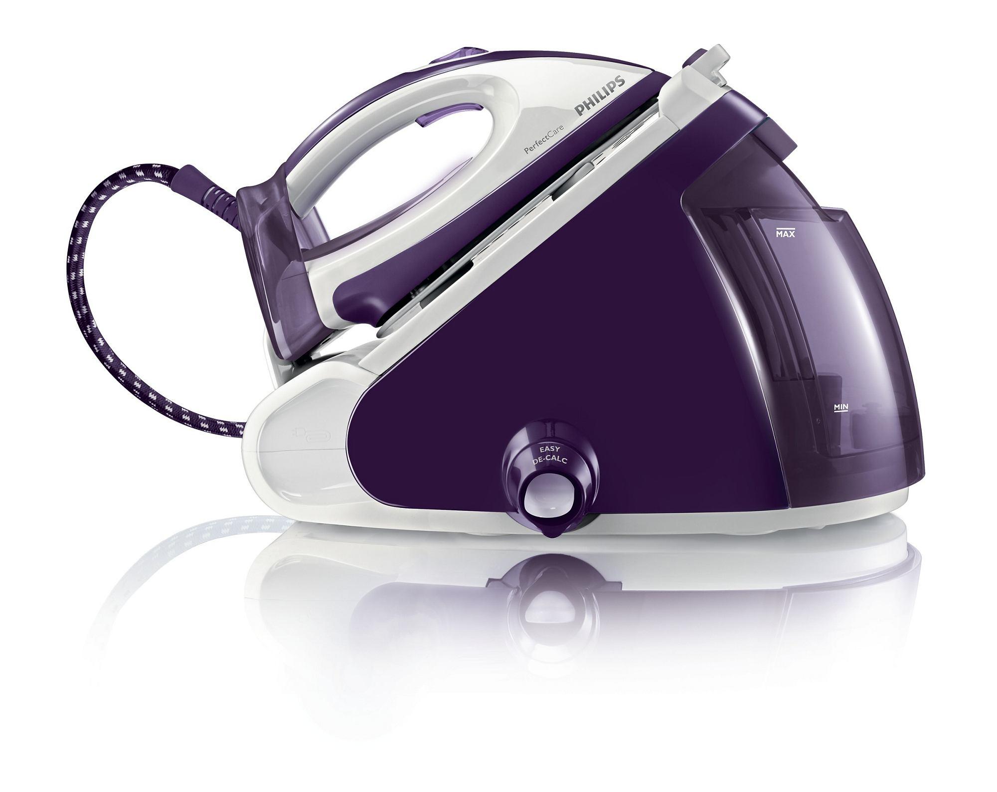 philips gc9240 02 perfect care steam generator iron ebay. Black Bedroom Furniture Sets. Home Design Ideas