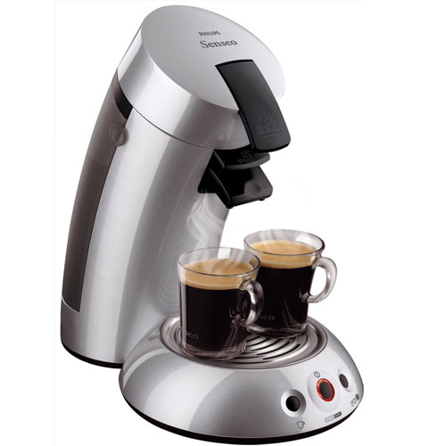 philips hd7816 senseo coffee pod brewing system maker machine easy to use silver enlarged preview. Black Bedroom Furniture Sets. Home Design Ideas