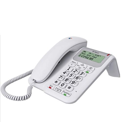 BT DECOR 2200 CORDED TELEPHONE