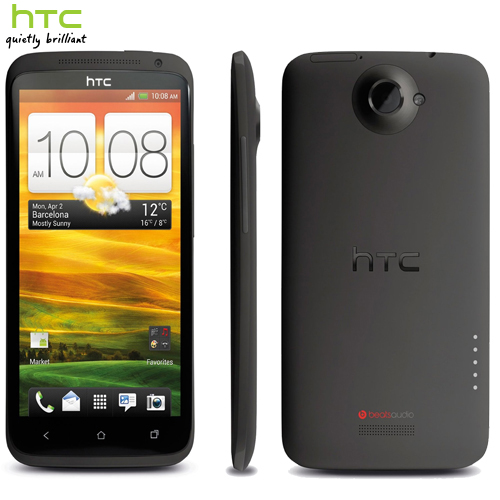 HTC ONE X S720E SMARTPHONE WITH 8MP CAMERA SIM FREE MOBILE PHONES