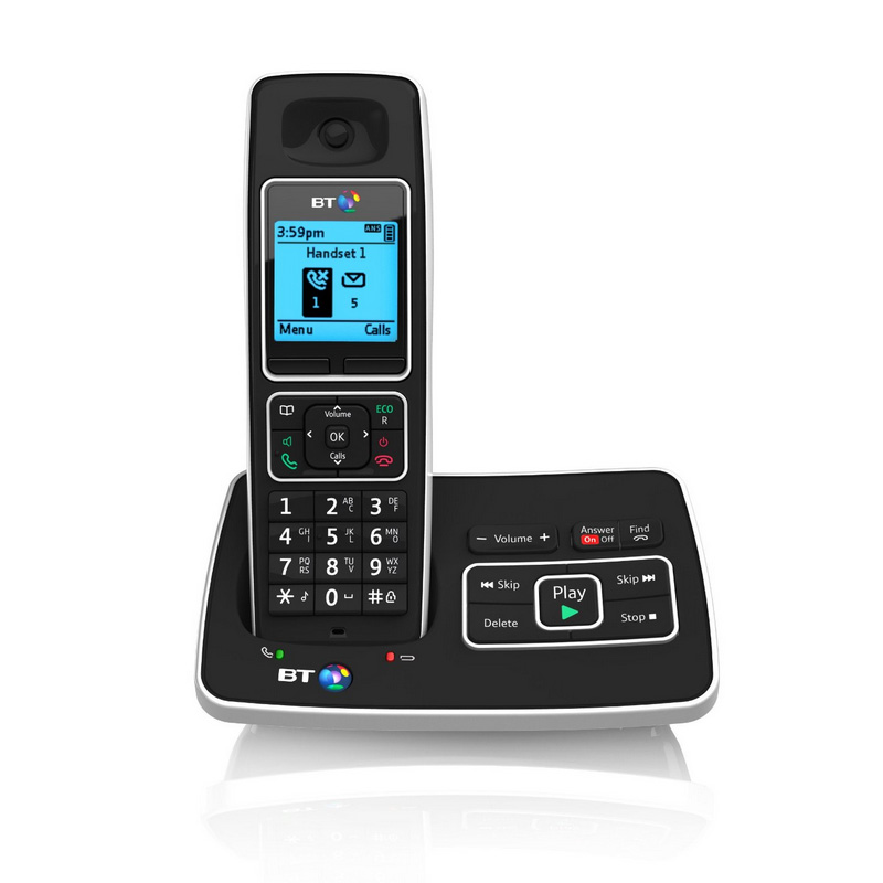 BT 6500 DIGITAL CORDLESS ANSWER PHONE WITH NUISANCE CALL BLOCKING