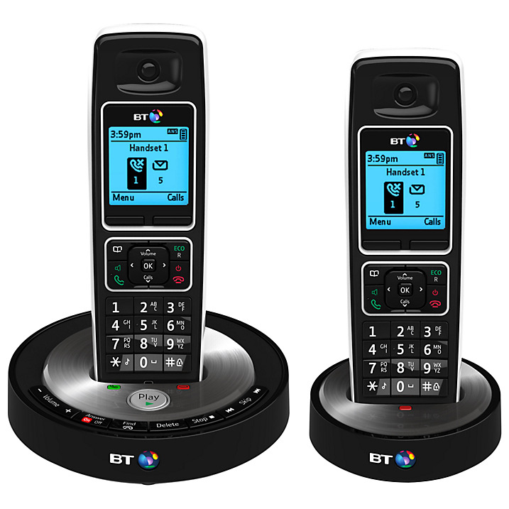 Slim Cordless Phone Digital Cordless Phone