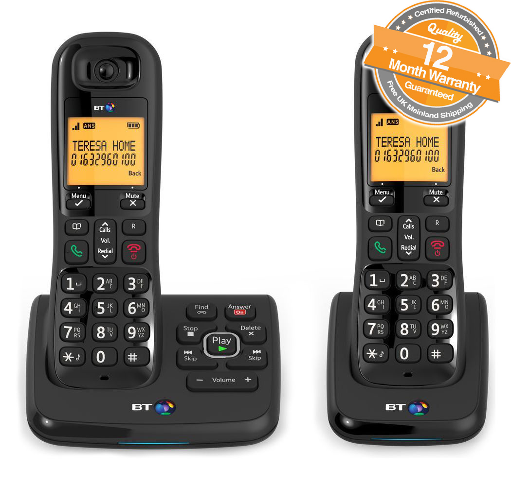 cordless phones without answering machine reviews