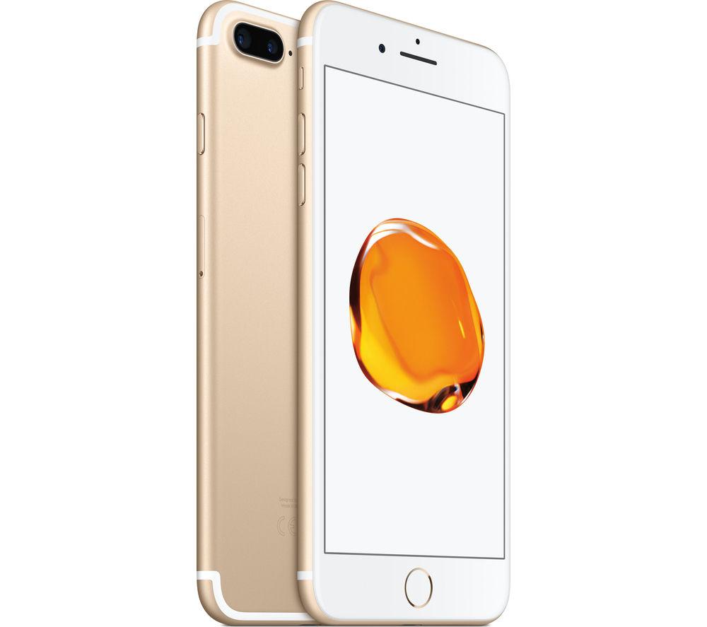 Apple MN4Y2B/A iPhone 7 Plus 256GB SIM Free Smartphone in ...