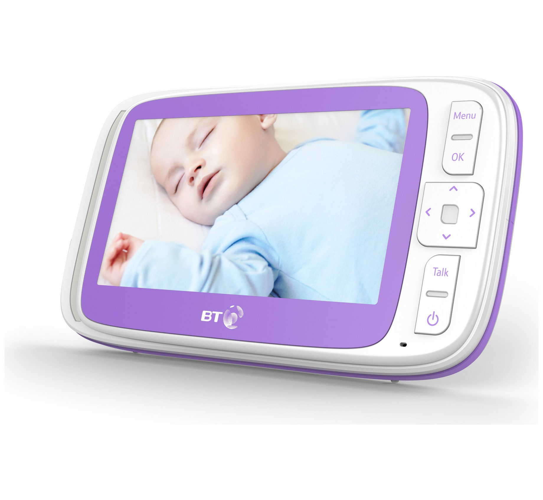 bt video baby monitor 6000 with 5 colour screen 5 lullabies and remote control ebay. Black Bedroom Furniture Sets. Home Design Ideas