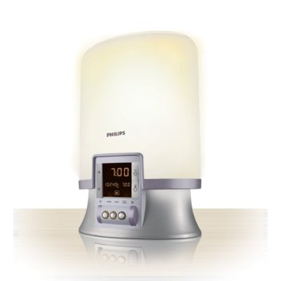 PHILIPS HF3463 WAKE UP LIGHT WITH RADIO ALARM Enlarged Preview