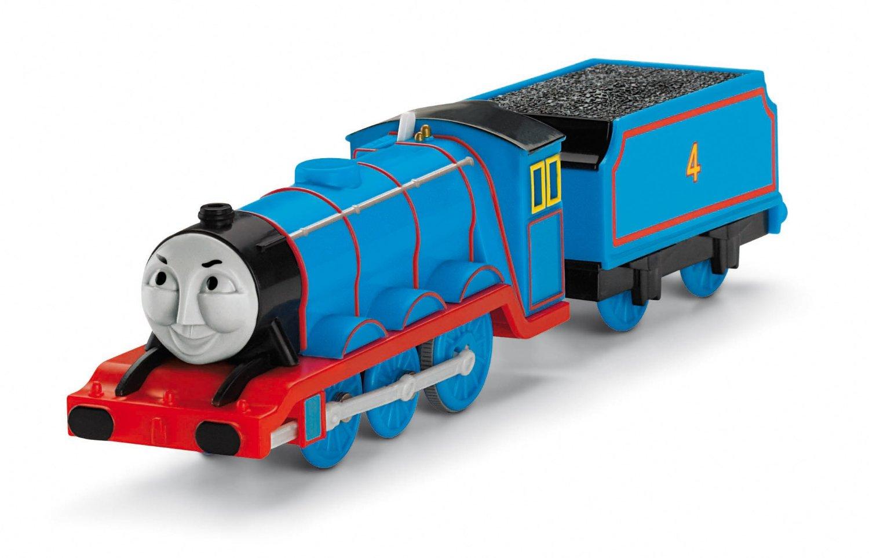 Thomas and friends wooden railway trackmaster gordon ebay for Thomas friends trackmaster motorized railway