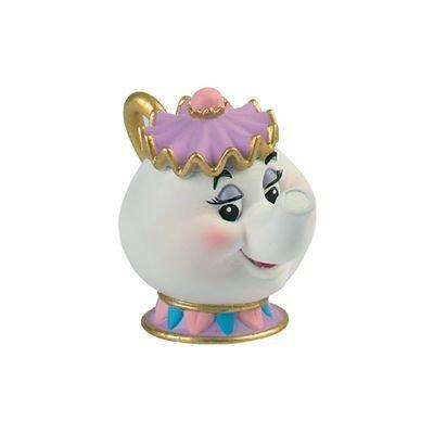 Bullyland Disney Figurine Beauty And The Beast Mrs Potts