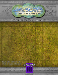 Gamescapes 1: Grassland gaming mats *NEW*