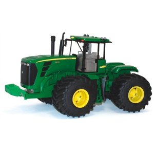 Britains big farm john deere 9530 4wd tractor new all big farm toys