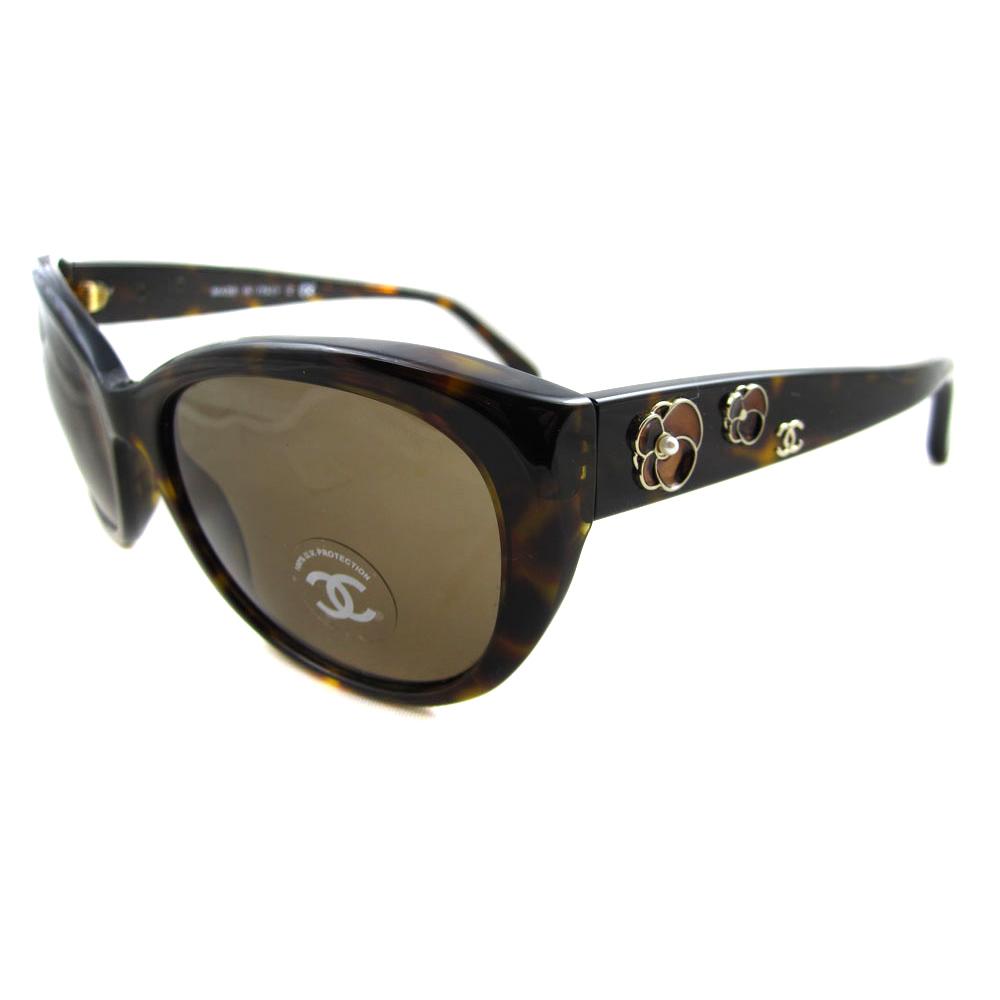 Chanel Womens Sunglasses 5187H C7143G Dark Havana Brown ...Chanel Sunglasses 2013 Women