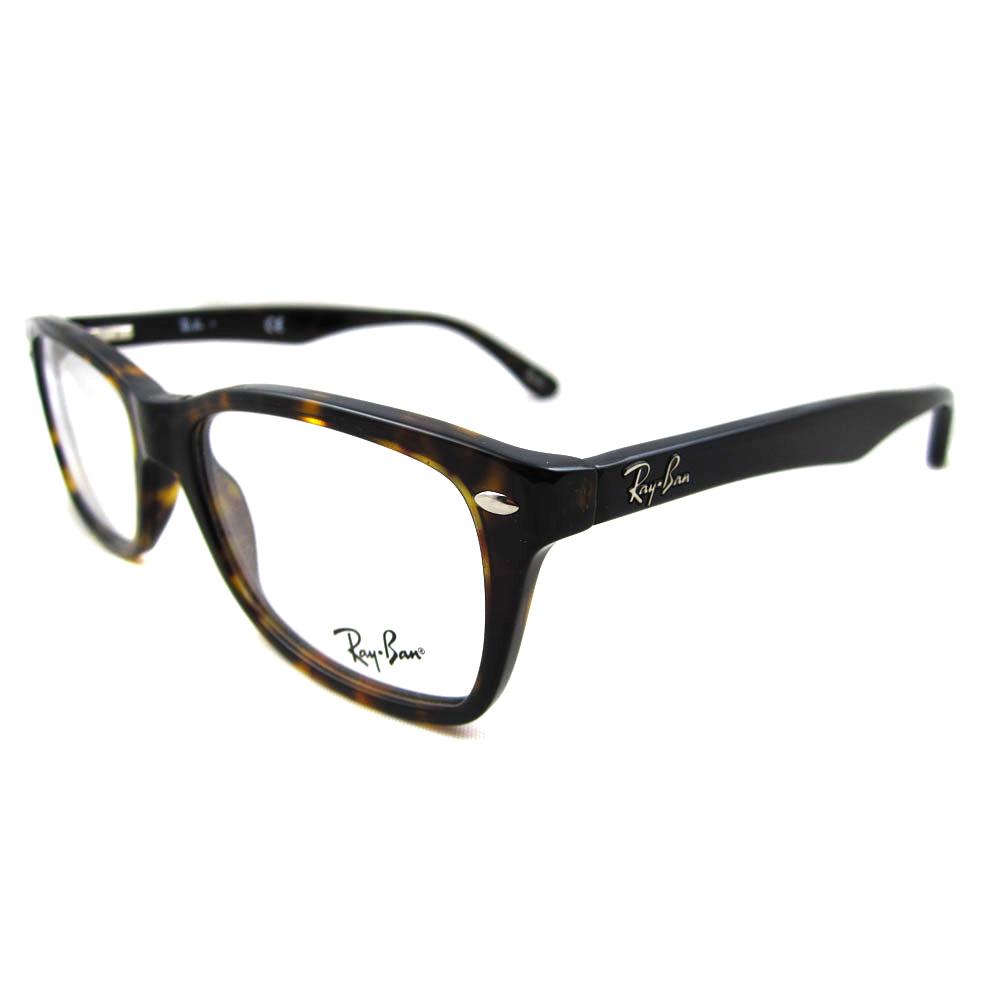 ray ban glasses frames 5228 2012 dark havana ebay. Black Bedroom Furniture Sets. Home Design Ideas