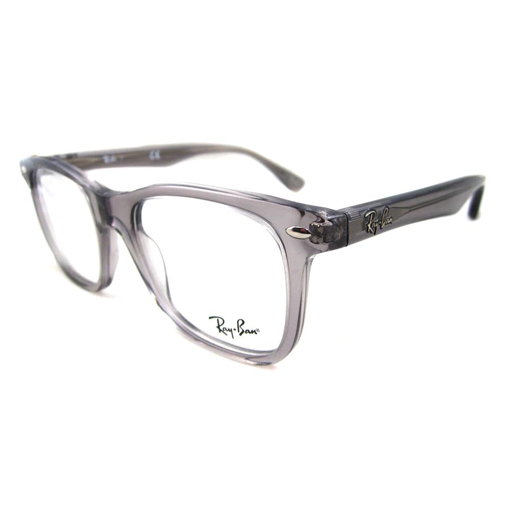 Ray-Ban Glasses Frames 5248 2000 Transparent Grey