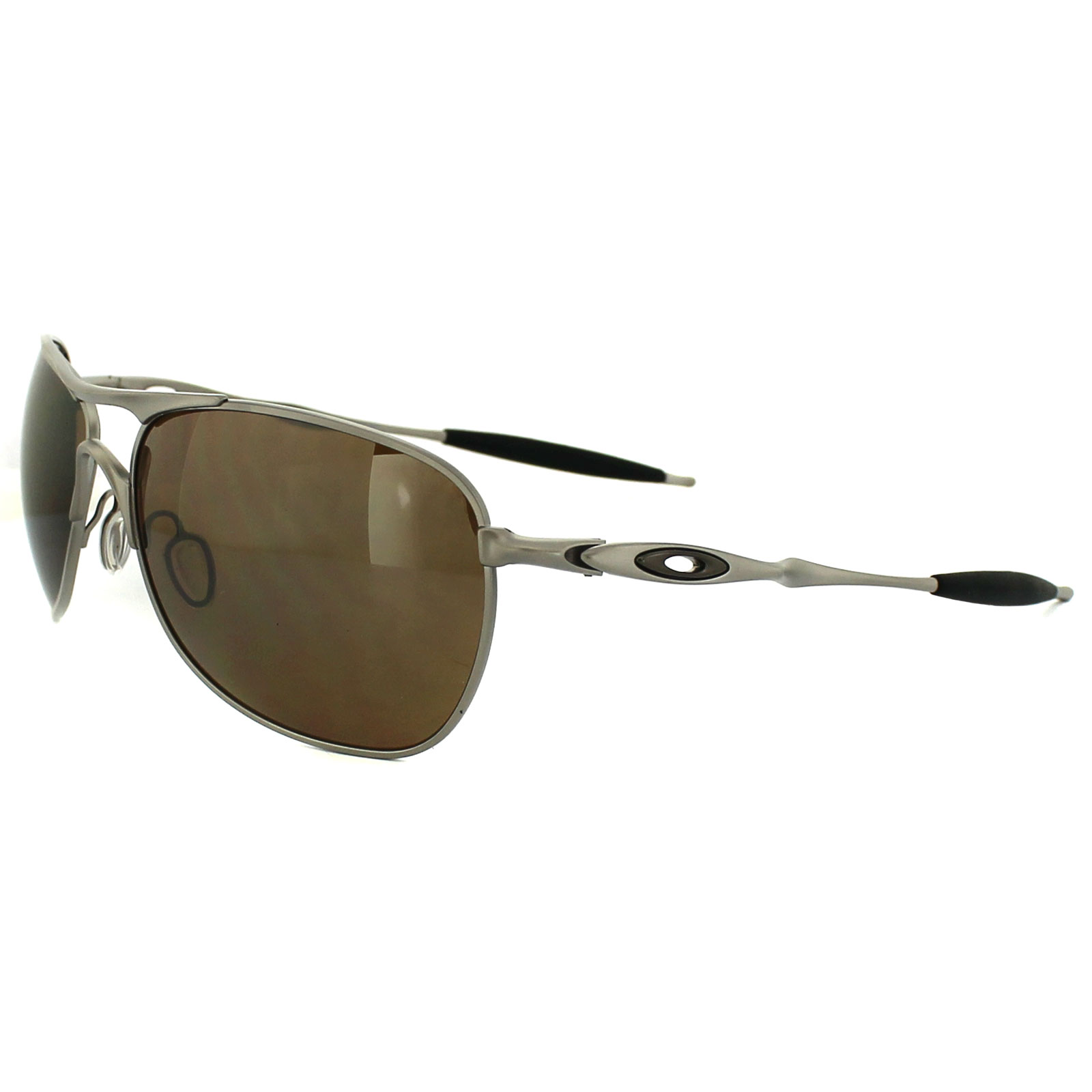 oakley polarized titanium crosshair sunglasses  oakley sunglasses ti crosshair titanium tungsten iridium polarized oo6014 01