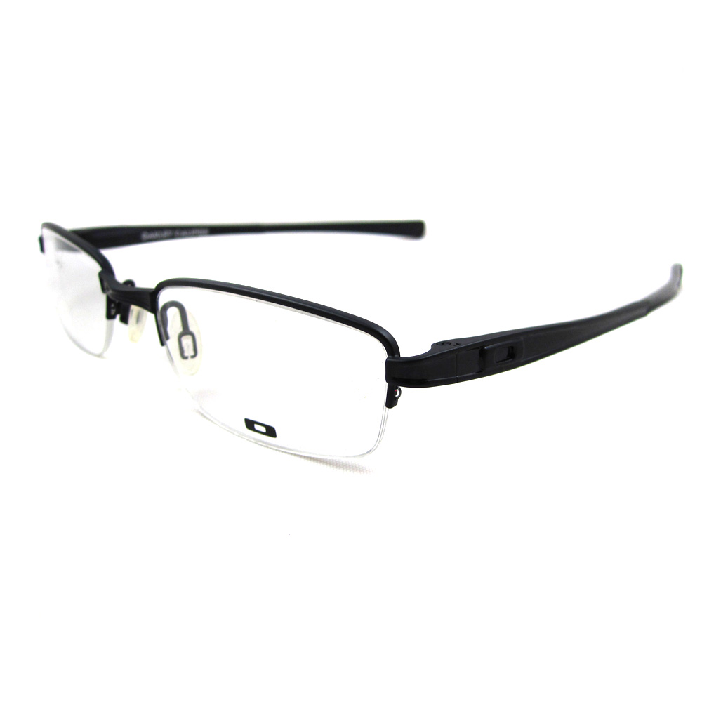 0195deee482 Oakley RX Glasses Prescription Frames Caliper 309702 Matte Black