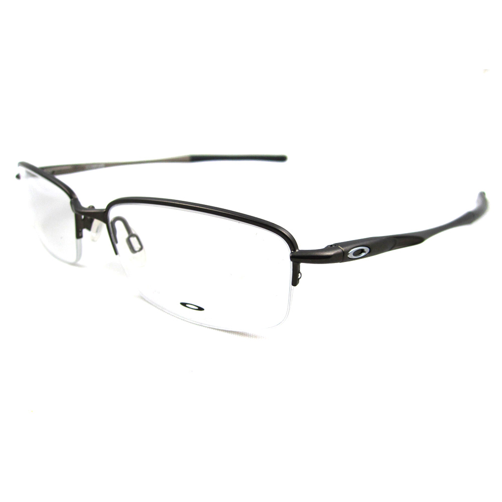 Oakley Frame Prescription Glasses : Oakley RX Glasses Prescription Frames Clubface 310203 Pewter