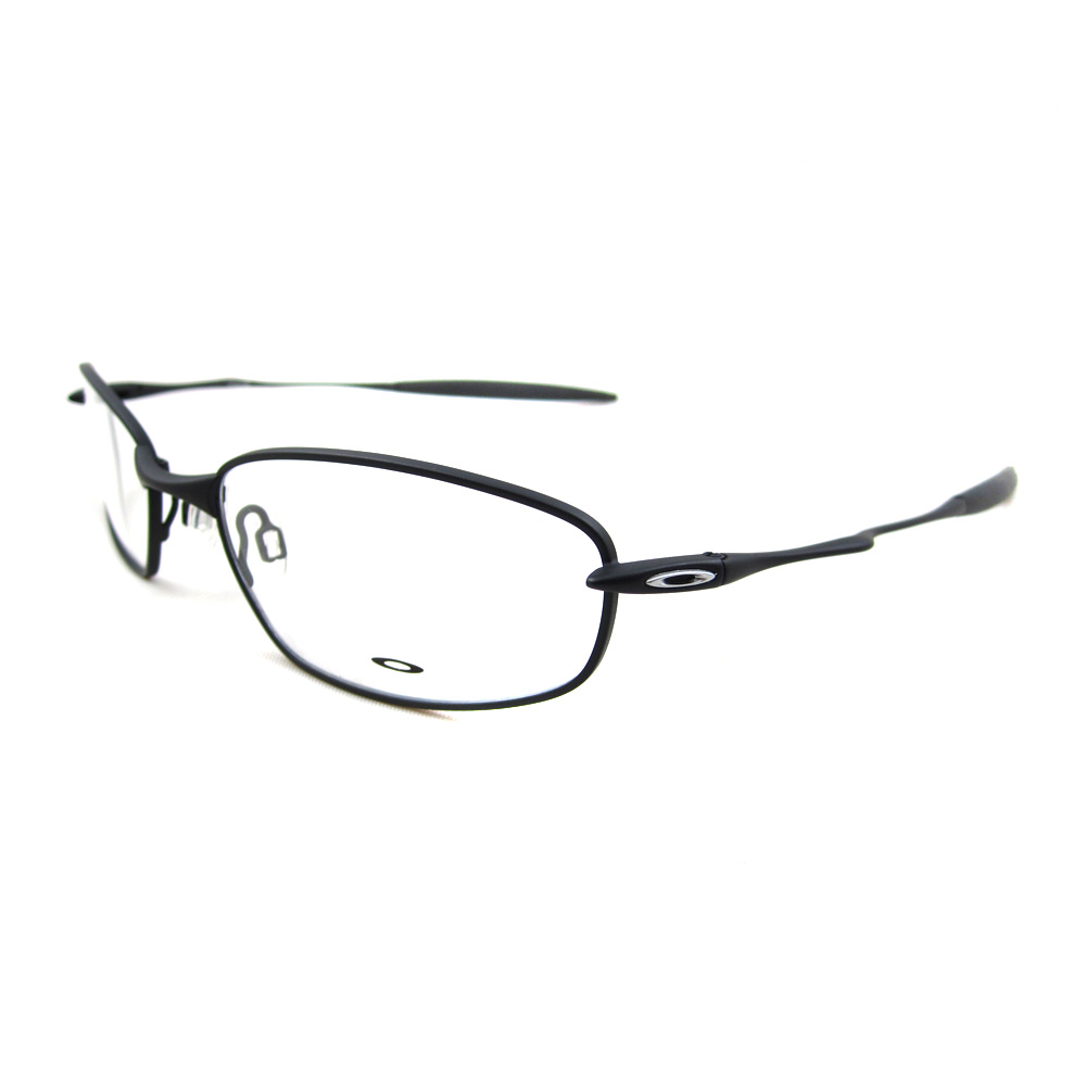 Big Frame Oakley Glasses : Oakley RX Glasses Prescription Frames Whisker 6b 310701 ...