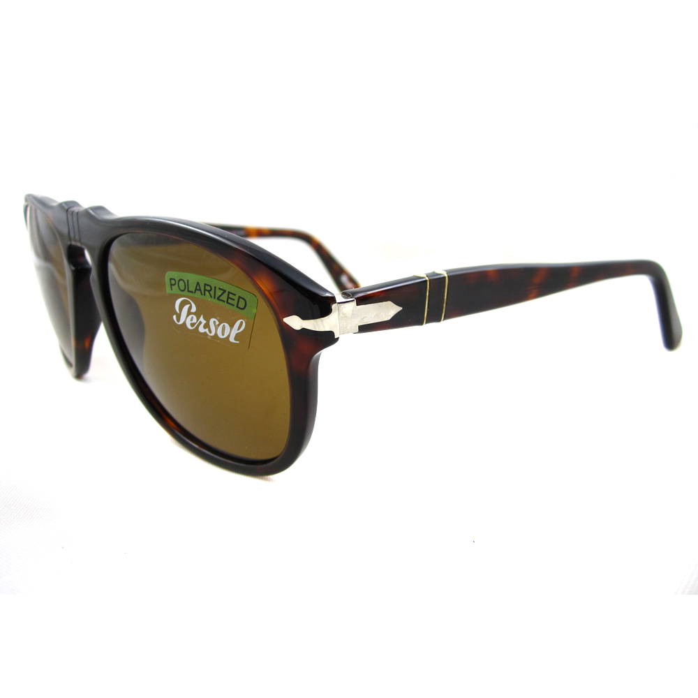 2640b3070e6 Persol 649 Sunglasses Light Havana